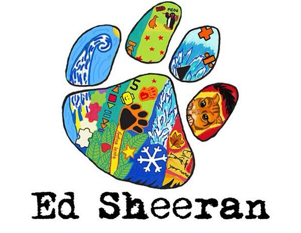 Ed Sheeran Fan Art On Twitter High Quality Image Of My Eds