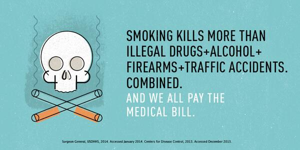 What kills more than illegal drugs+alcohol+traffic accidents+firearms combined? http://t.co/cmKPLrANiQ #letstalkcost http://t.co/7fNbSFQXNf