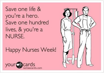 Nurses are heroes http://t.co/dKGDj0ScMN #NursesWeek