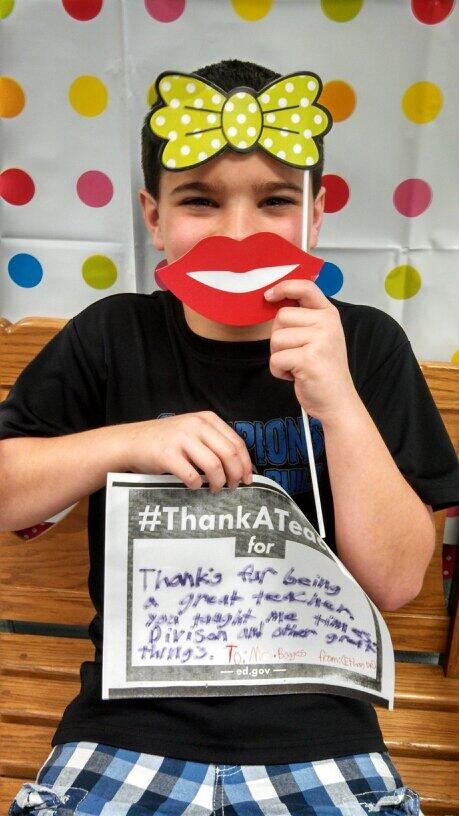 #ThankATeacher http://t.co/pOjdTZ1Gwf