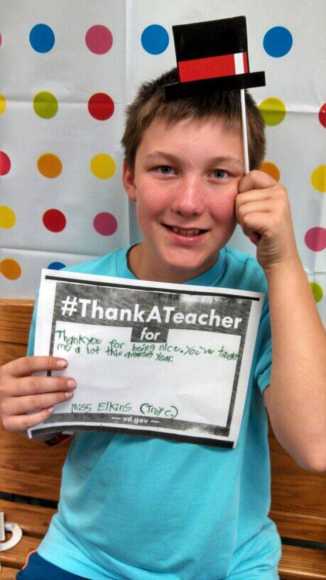 #ThankATeacher http://t.co/qnlhDldBV2