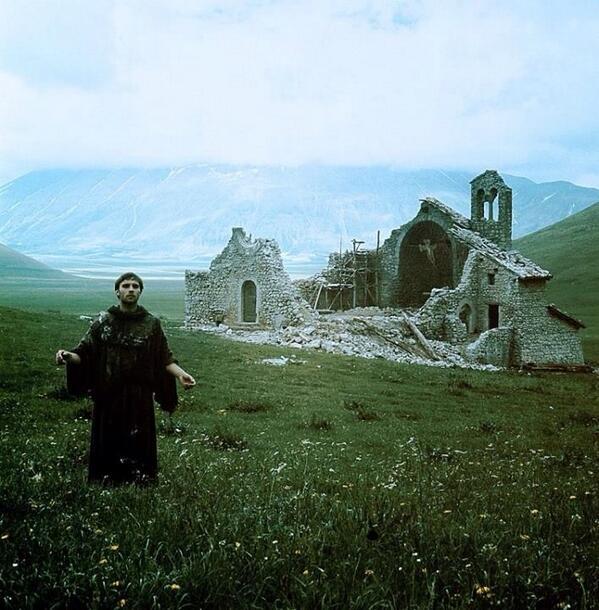 Resultado de imagen de crucifijo capilla san damian san francisco de asis