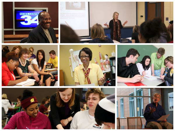 Today is #NationalTeachersDay. Which CMU faculty members have most impacted you? #lifeatcentral http://t.co/HJJHhr4rJP