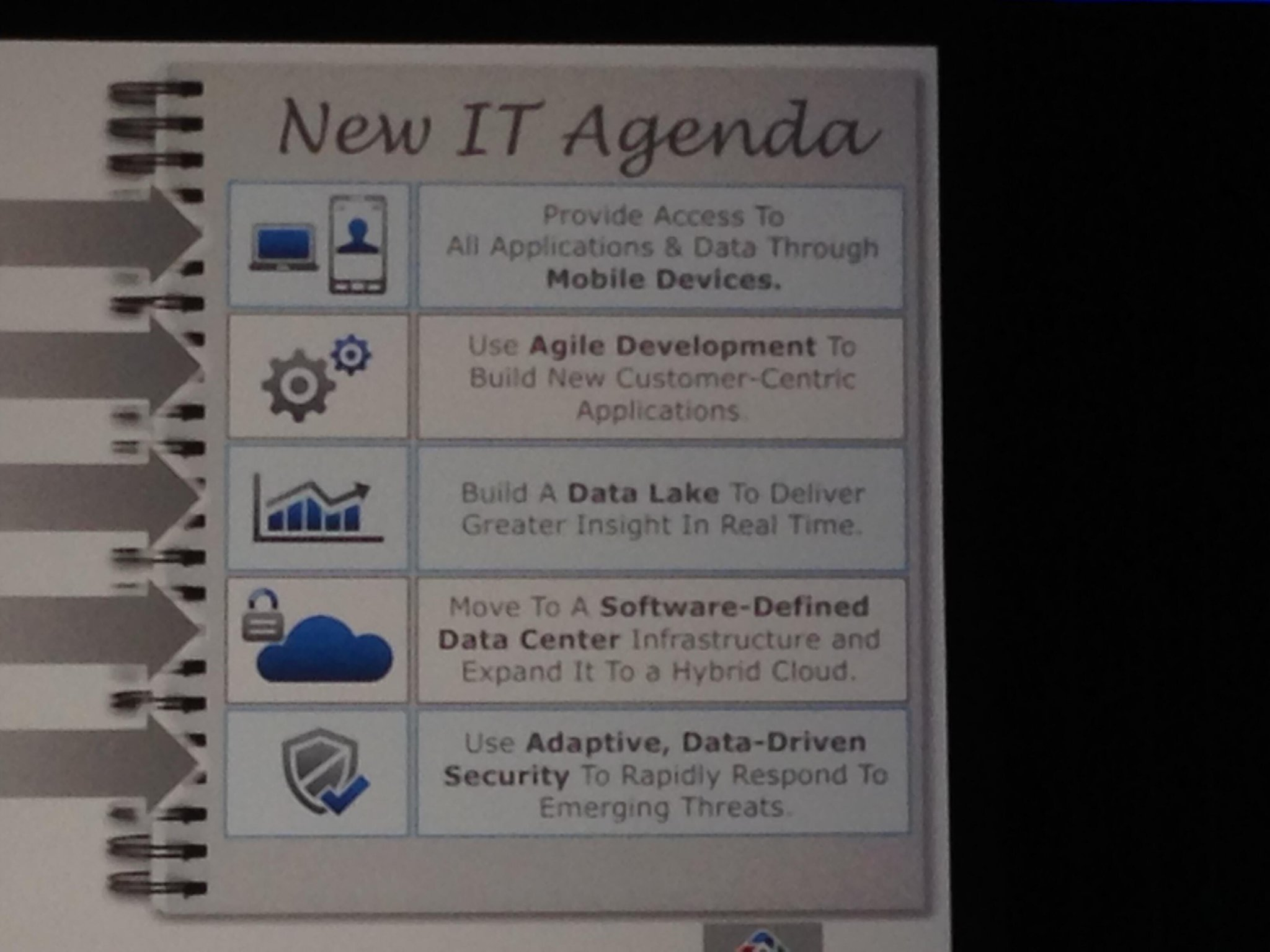 #emcworld - emc identifies new IT agenda http://t.co/ayFNz7VGSU