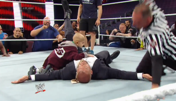WWE tribute to 'Stone Crusher' Connor Michalek will break your entire heart http://t.co/2ITToCo2RQ (via @WithLeather) http://t.co/tdFGKGLBpt