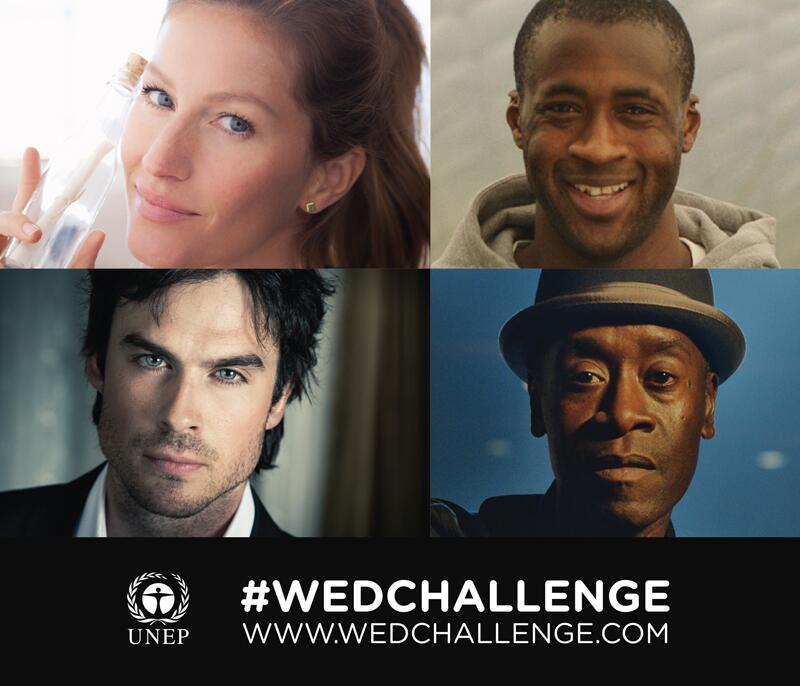 RT @UNEP: Who can rally the most activities for #WorldEnvironmentDay 2014? #WEDchallenge. Will you step up? http://t.co/6LElvZGzIG