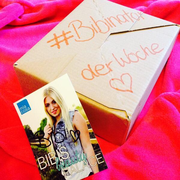B I B I On Twitter Sooo Paket Für Den Bibinator Der Woche Ist