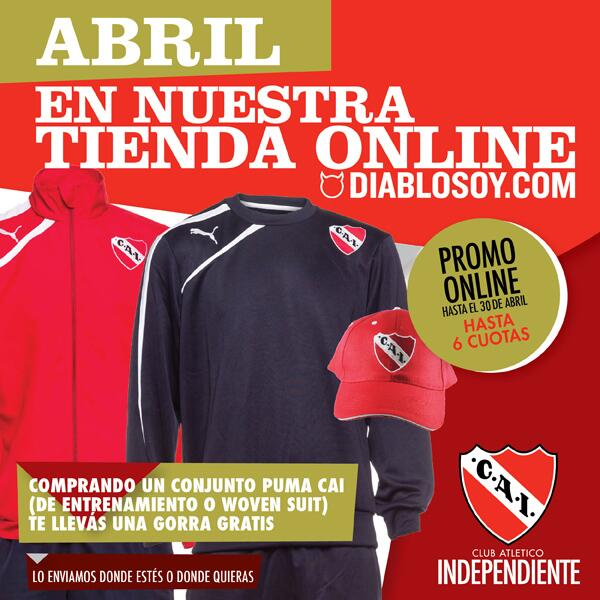 C. A. Independiente on Twitter