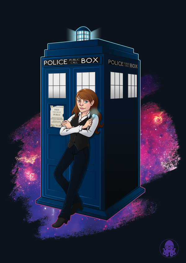 @amandatapping I think you'd make a brilliant Doctor and I couldn't get this idea out of my head so here you go! xoxo http://t.co/nlpJefB5jC