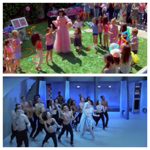 Which music video is better?   RT for G.U.Y. by Lady Gaga. FAV for Birthday by Katy Perry.  - http://t.co/W4h7NVDRCR