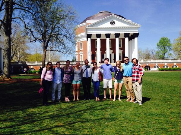 DH Class at UVA