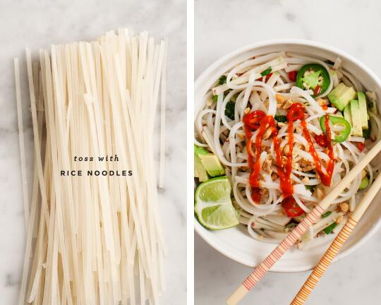 what the heck to do you do with kohlrabi? make noodles: http://t.co/oPgCMLVp3A http://t.co/j4AA1lsUml