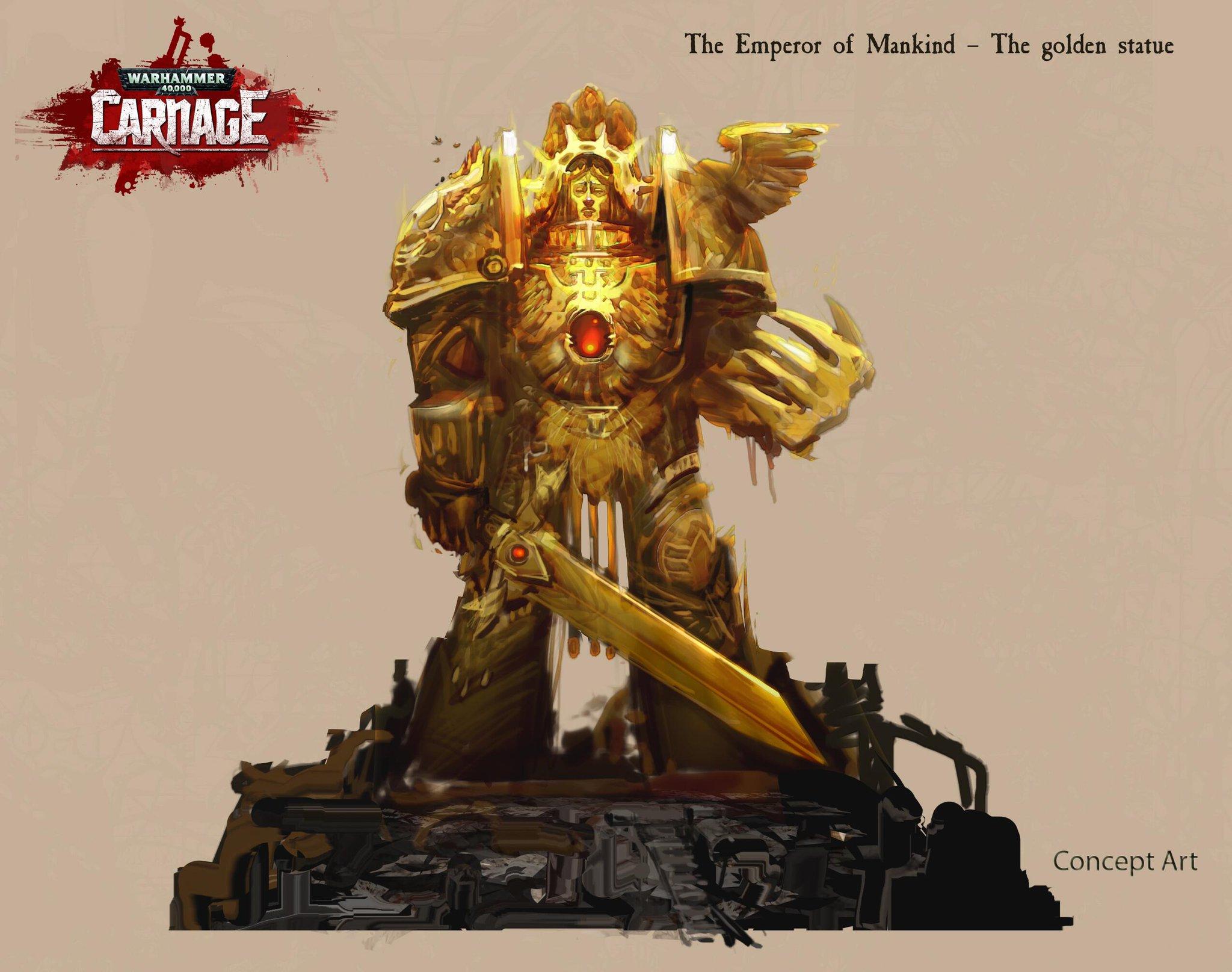 [W30K] L'Empereur de l'Humanité / The Emperor of Mankind - Page 2 BmBObq1IUAAs1Pe
