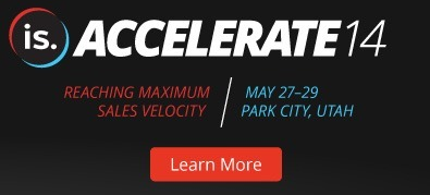 Stoked to be the Keynote speaker for IS Accelerate 14' event May 27-29. Register here: http://t.co/dy7rFLIS7b #ISA14 http://t.co/WgGyUaMeKA