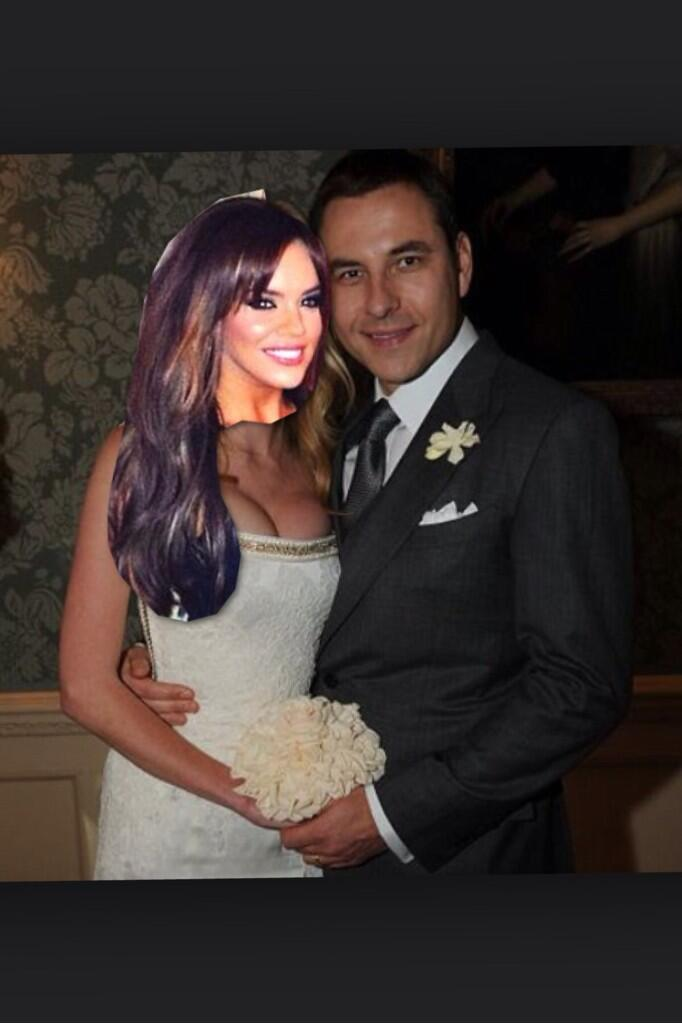 RT @MariaFSupport: @MariaFowler you and David would look great together 😉 http://t.co/gIwL8n8hn2