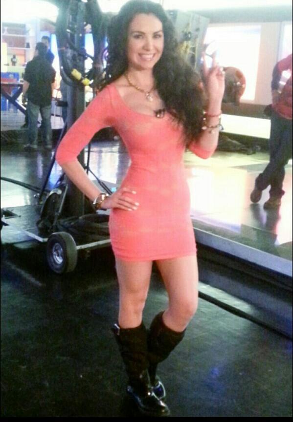 Mayte Carranco 2014