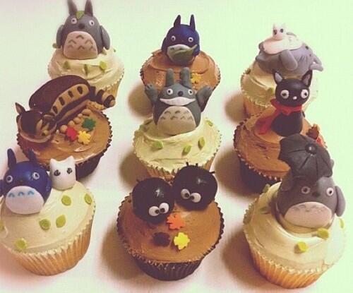 カップケーキを本気で使うとこうなるpic.twitter.com/o9wNHtuBBx