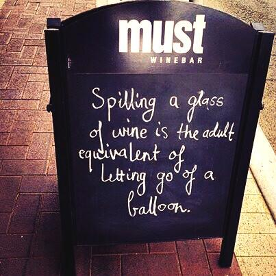 My #Wine loving pals will appreciate this ! http://t.co/Ho9MvF6Ugz