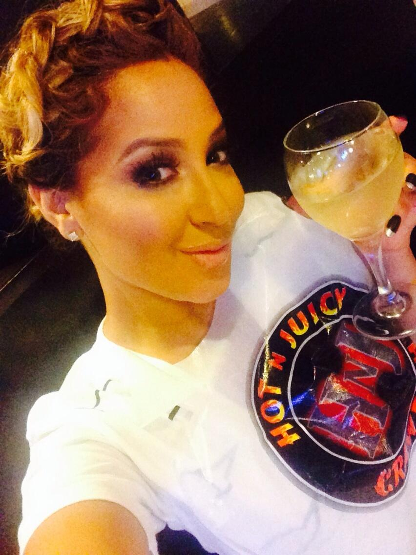 RT @Adrienne_Bailon: Sometimes these are the most romantic nights! Lol #HotNJuicy http://t.co/06Gebemahk