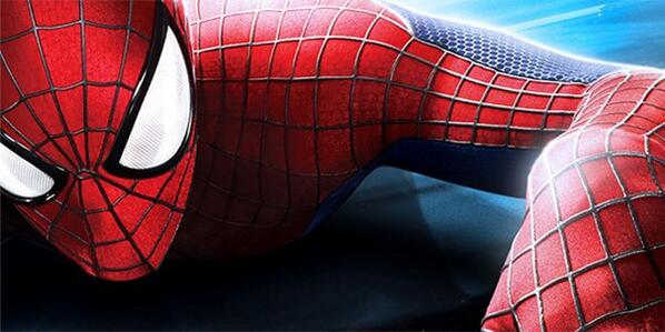 Tomorrow watching The Amazing Spider-Man 2 3D IMAX http://t.co/eAQICSLlYB