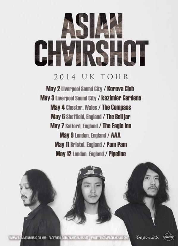 @AKPF thanks for spreading @AsianChairshot ! We will be heading to UK next week. hope we tour in states real soon! http://t.co/b6YbsjYBfI