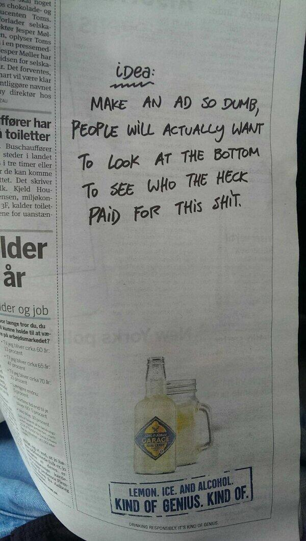 Newspaper ad of the day http://t.co/ZMUUF5g4A4