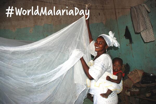 Nets are the best way to immediately reduce the incidence of #malaria this #WorldMalariaDay  http://t.co/g0yo1ttgFE http://t.co/SYrfNthziu