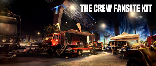 The Crew 2 On Twitter Have A Look At FanSite Kit And Let Us Know About Your Forum Or Fan Page Tco CL7jA0SJxs