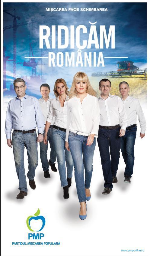 Ridicam Romania