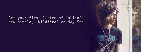 WILDFIRE. MAY 5TH http://t.co/H84NrT52te