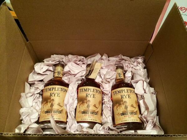 Packing up some of #TheGoodStuff for the @BoardwalkEmpire Props Crew to enjoy! #cheers http://t.co/4q8yfnznGs