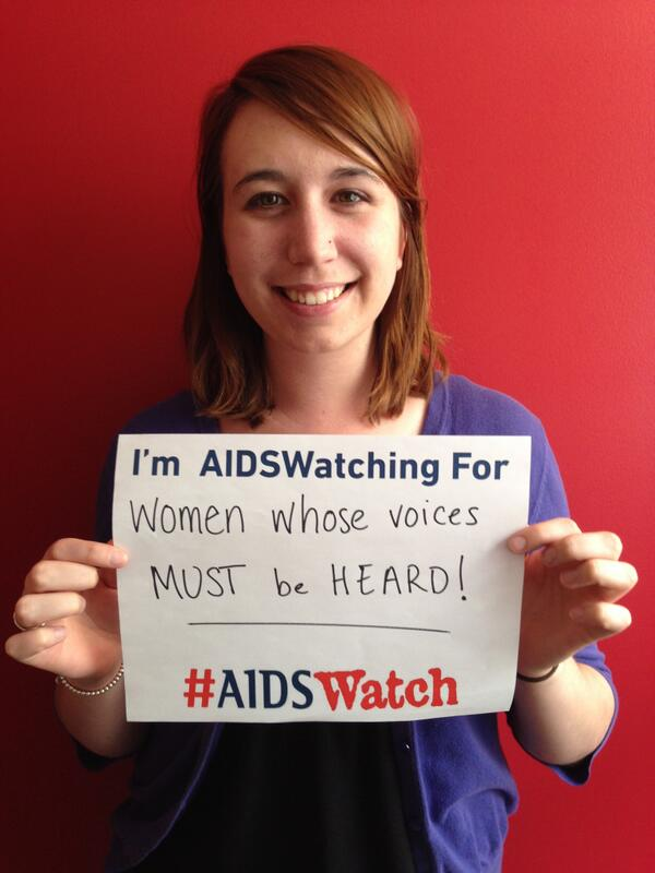 I'm AIDSWatching for women whose voices MUST be heard! Can't wait for #AIDSWatch @AIDS_United http://t.co/Rq4eE0NS70