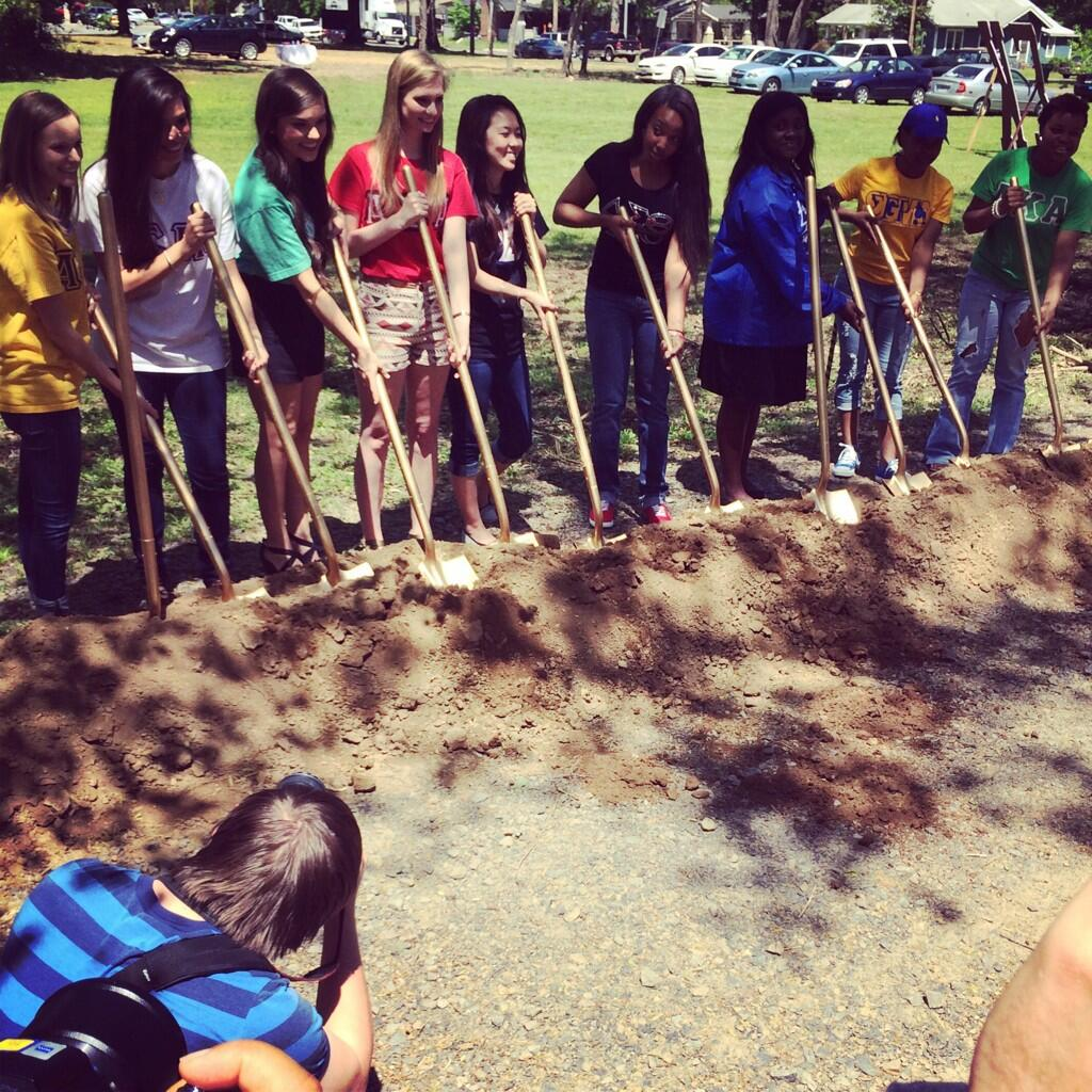"Uca Apartments: UCA Housing On Twitter: ""Ground Is Officially Broken For"