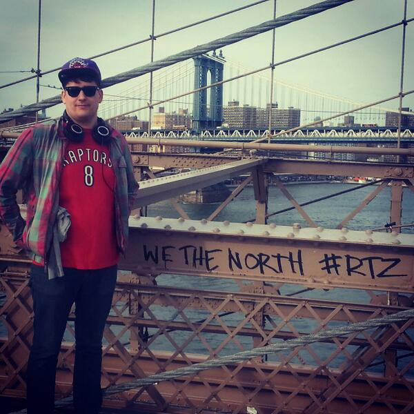 NICE!! RT @awhist: Brooklyn Bridge #rtz #WeTheNorth http://t.co/lZqSkPVrbs