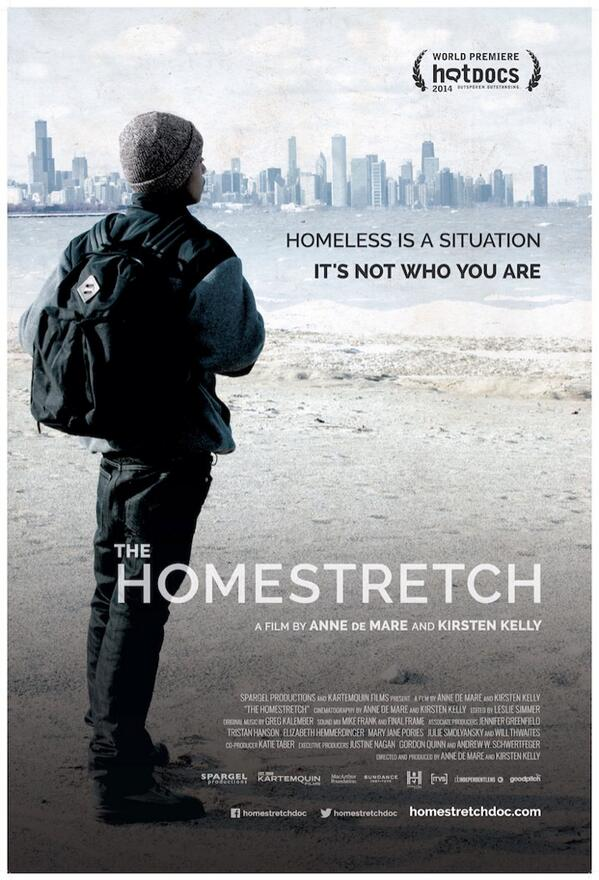 Thumbnail for The Homestretch world premieres at Hot Docs