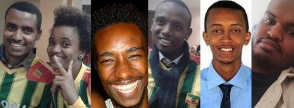 URGENT: Please report about this:  Six Members of Blogging Collective Arrested in Ethiopia  http://t.co/JLJklKwua7 http://t.co/aELIcvbZui