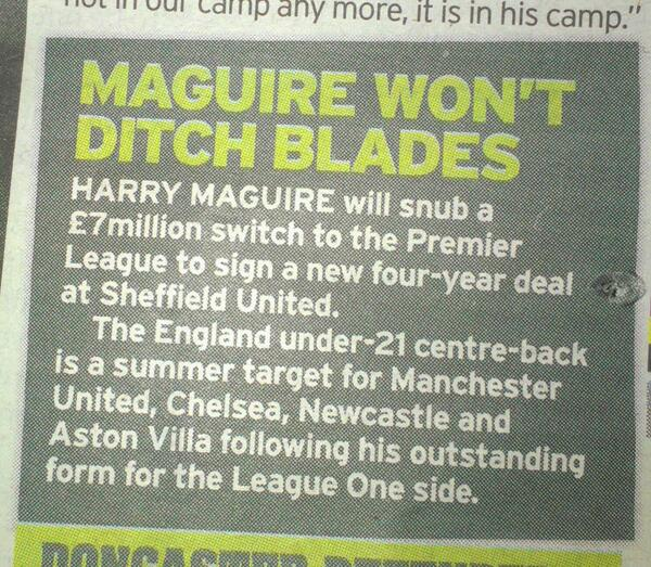 Oh, yes please, Harry. #SUFC #TwitterBlades http://t.co/0MJo80Kq1n