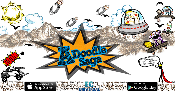 -A Doodle Saga- Insanely Addictive Game. Available on iOS & Android. http://t.co/YQ8BQse3Zy  *ad http://t.co/MrSEBHR1L6