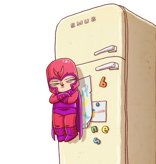 Fridge Magneto http://t.co/vWD3pXRInb