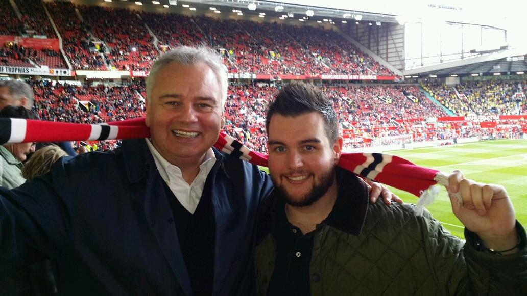 eamonn holmes on twitter father and son it 39 s what. Black Bedroom Furniture Sets. Home Design Ideas