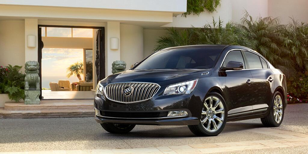 Twitter / Buick: New look. Great style. Just ...