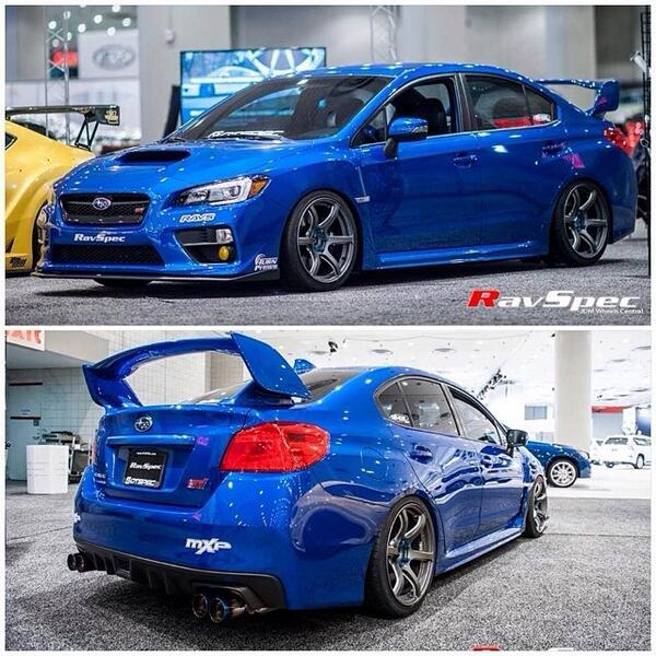 Aftermarket tuners already gearing up for tuning the new 2015 #Subaru WRX STI http://t.co/NR3Silz8TT #SubaruWRX http://t.co/MdcKgRdHKl