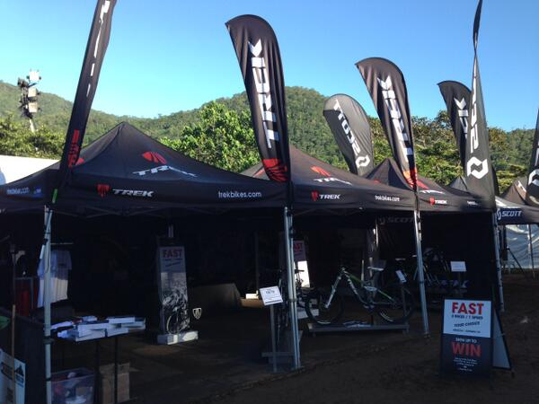 Trek Bikes Aust on Twitter  In #Cairns? Come and meet the @trekworldracing team at 10am TODAY at the Trek tent in the World Cup expo village! ... & Trek Bikes Aust on Twitter: