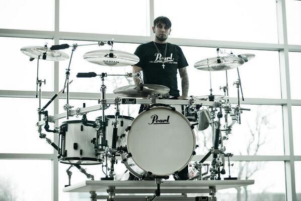 2437890f63b8 Pearl Drums on Twitter