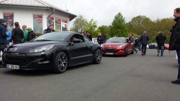 #PeugeotFanDays, Nürburgring, 25,26,27 avril 2014 - Page 2 BmOgL9FIEAAIGoc