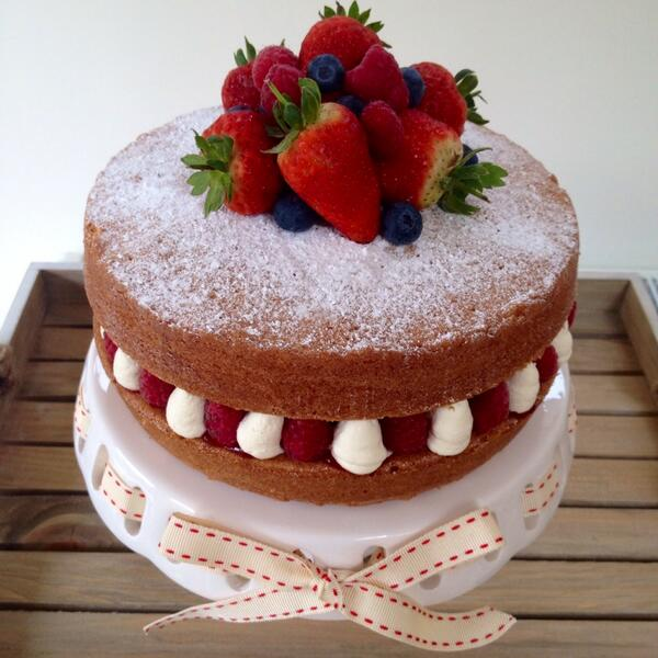 Victoria Sponge Technical Challenge – The Best Bits – The Sunday ...