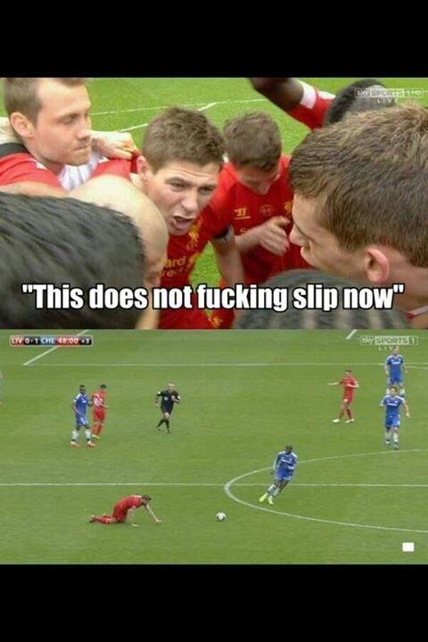 Stevie G's inspirational chat in the huddle.... #CFC #LFC http://t.co/W2jj0BPGLb