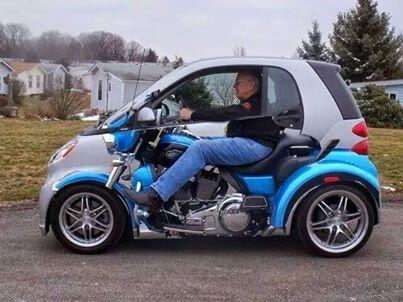 Theminding How To Make Smart Car Look Cool Pic Twitter Wq8s1o6qeq So You Can When Your Gets Crushed