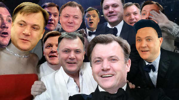 And the much anticipated Ed Balls Oscar Selfie. #EdBallsDay http://t.co/d93mBylcNy