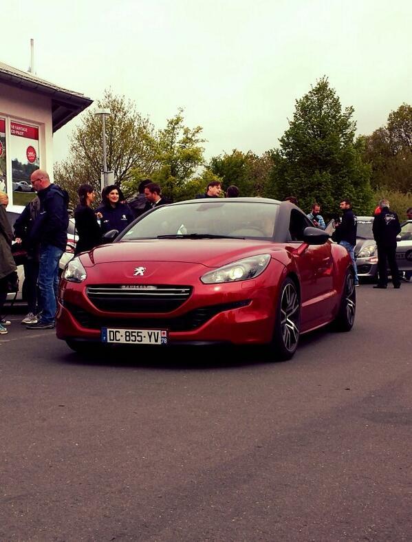 #PeugeotFanDays, Nürburgring, 25,26,27 avril 2014 - Page 2 BmQLDOaIcAAJS02